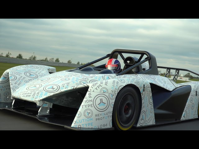 Revolution Race Cars - Aerodynamics