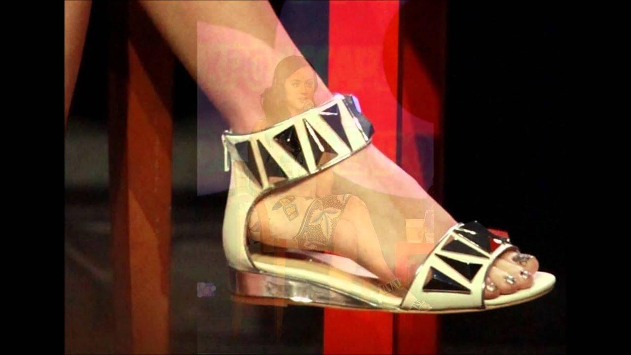 katy perry füße