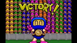 Super Bomberman - Battle mode 1 - User video