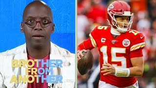 Patrick Mahomes unstoppable as Chiefs stay perfect to start 2020 | Brother From Another | NBC Sports