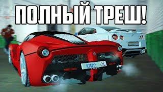 RADMIR CRMP - КУПИЛИ Ferrari LaFerrari! САМАЯ ДИКАЯ МАШИНА НА СЕРВЕРЕ, ВСЕ ПОШЛО НЕ ПО ПЛАНУ!