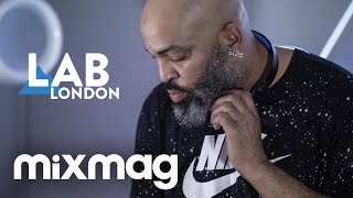 ANDRÉS funk & soul set in The Lab LDN