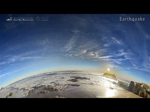 Earthquake: Evidence of a Restless Planet trailer - fulldome (prewarped sweet spot)