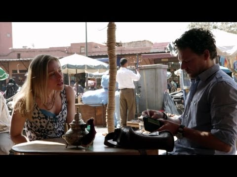 Covert Affairs - Hang On To Yourself