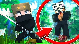 Minecraft Daycare - NINJAS VS HACKERS BATTLE ROYALE! w/ MOOSECRAFT (Minecraft Kids Roleplay)
