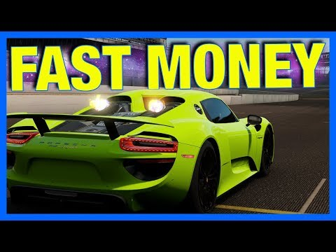 Forza Motorsport 7 : HOW TO GET MONEY FAST!!!