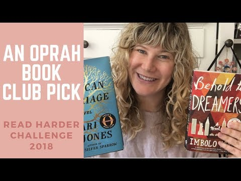 Read Harder Challenge: An Oprah Book Club selection