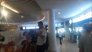 Repeat youtube video Ibrahim Nasir International Airport male Maldives  مطار مالي المالديف
