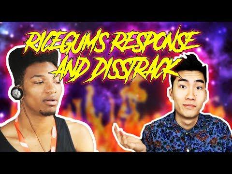 ETIKA REACTS TO RICEGUMS RESPONSE TO IDUBBBZ + DISSTRACK [STREAM HIGHLIGHTS]