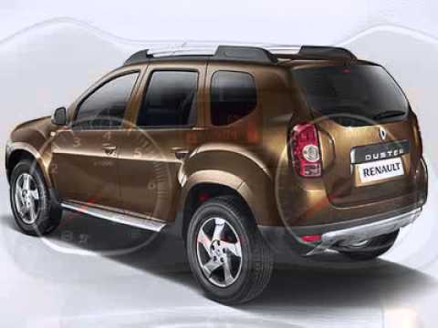 The All New 2012 Renault Duster Car Youtube