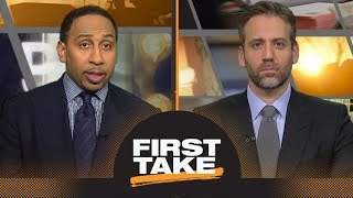 Stephen A. Smith: Steelers, Pats showdown hinges on Big Ben | First Take | ESPN