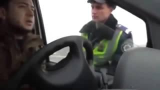 ДПС 2015 облом гаишника прикол ГИБДД