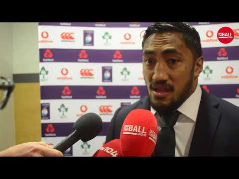 "Bundee Aki post-Italy: ""We have a lot of things to work on"""