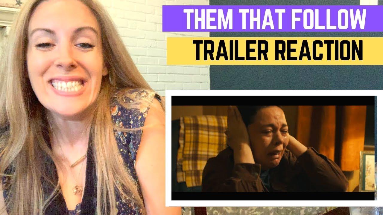 FULL Them That Follow Trailer Reaction