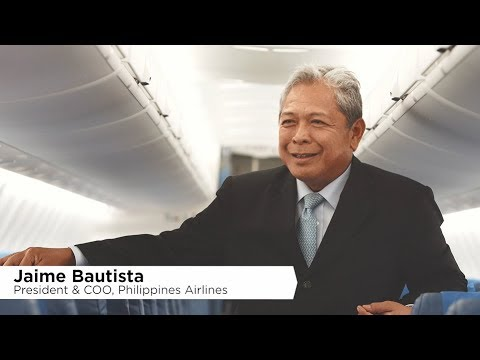 Interview with Jaime Bautista, President & COO, Philippine Airlines
