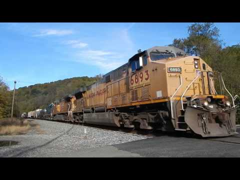 CSX Q394 with Union Pacific Power