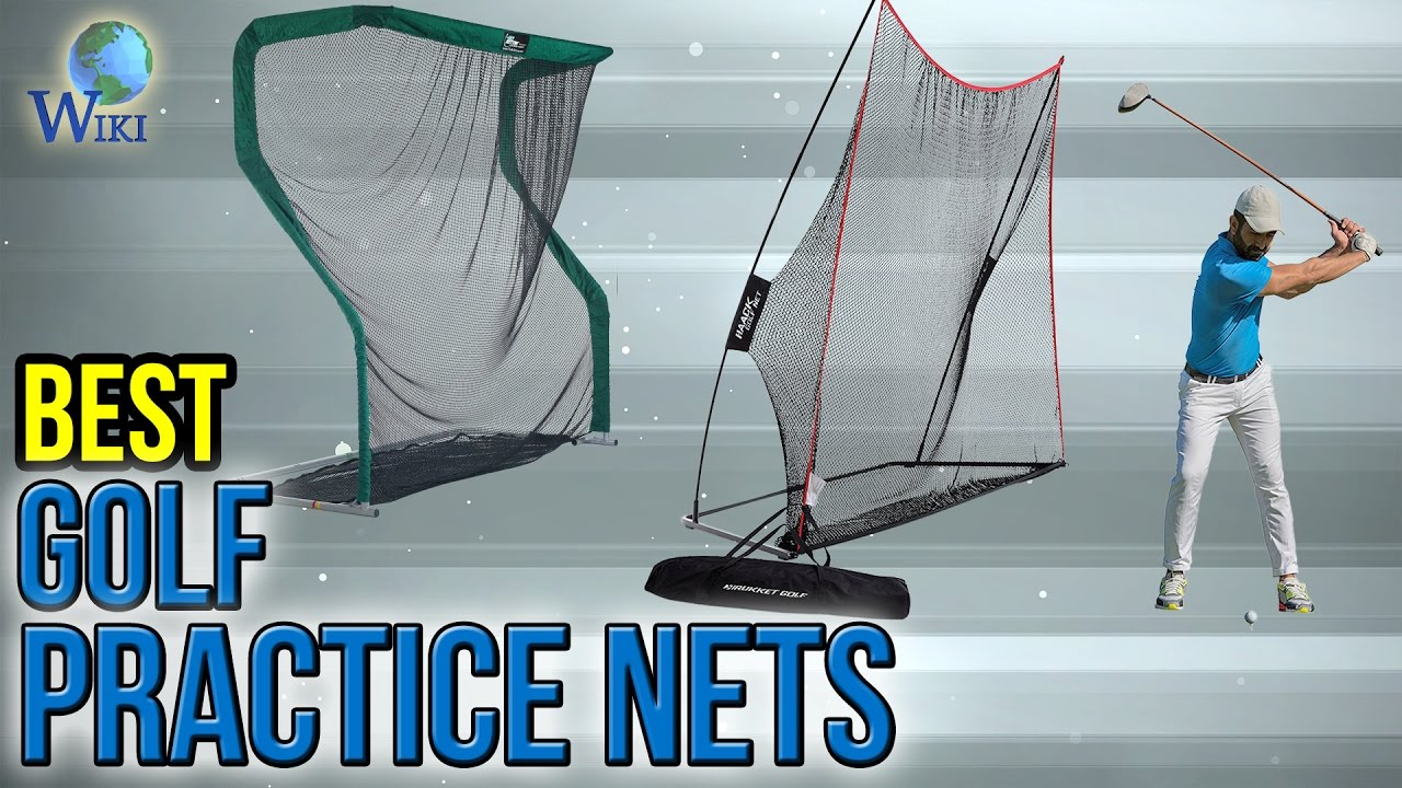 Best Backyard Golf Net 8 best golf practice nets 2017 - youtube
