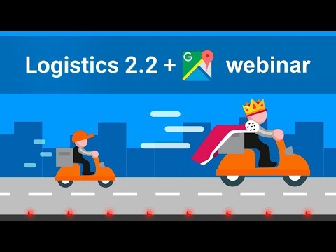 Logistics 2.2: Start working with the updated order management solution