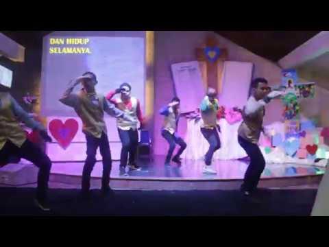 DFJ - Rayakan Yesus rayakan Dance Cover