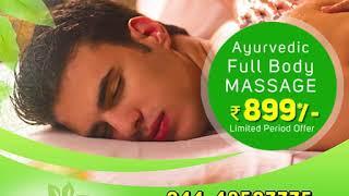Chennai Ayurvedic Massage