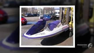 Sea-Doo Bombardier Gts Small boat, PWC Year - 1999