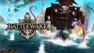 BATTLEWAKE | VR High-Seas Pirate Combat | Official Announcement Trailer