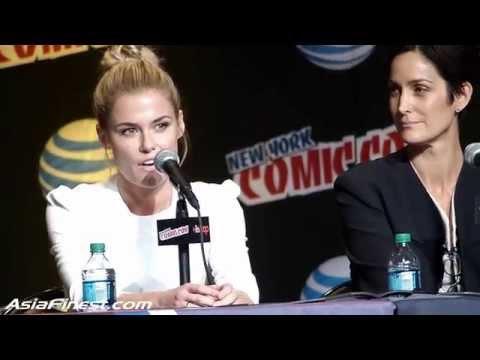 Rachael Taylor talks about Netflix Jessica Jones at Marvel Comics Panel NYCC  2015