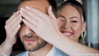 Сборы Утро Жениха и Невесты на Кипре . Официальная (роспись) Свадьба , Церемония на Кипре