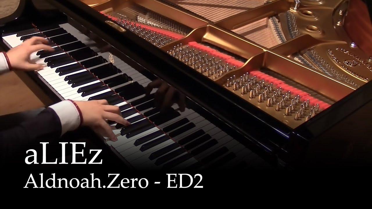 aliez ed 2 piano chords chordify