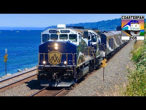 Pacific Northwest Trains!