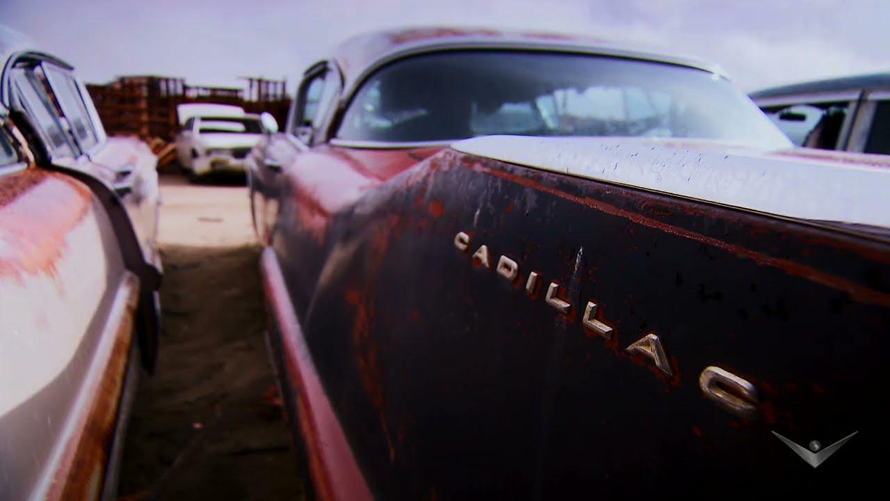 Cadillac King, Cars and Parts
