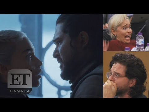 Cast Reaction To 'Game Of Thrones' Finale Deaths