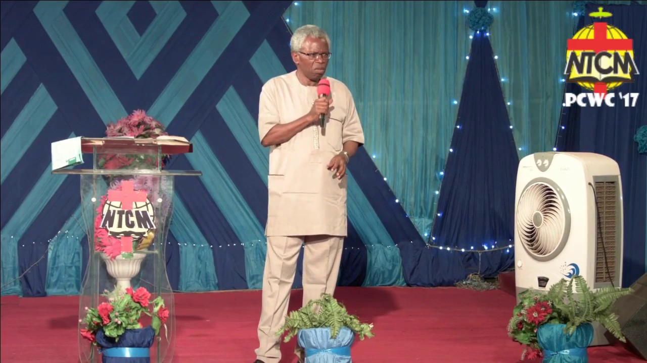 How to fulfill the great commission (Part 3B) - PCWC 2017: POPOOLA M.R.