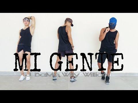 Mi Gente - J Balvin,Willy William | Coreografia DH Dance