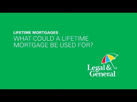 What could a lifetime mortgage be used for: adviser version