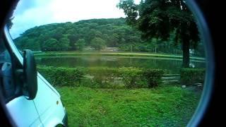 camping en dinant julio 2011