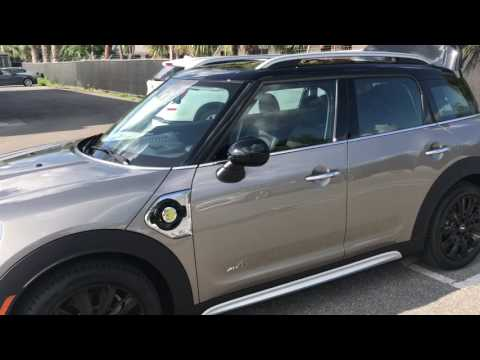 2018 MINI Countryman PHEV Plug-in Hybrid Electric Vehicle | Jacksonville FL