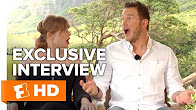 What Chris Pratt Wants to See in Jurassic World 3 and More! | UNCUT Fallen Kingdom Cast Interview - Продолжительность: 5 минут 26 секунд