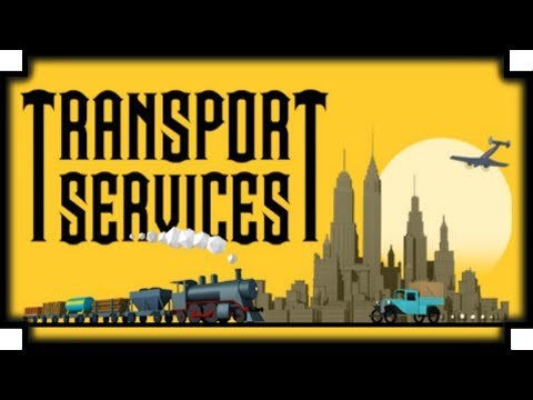 Transport Services - (Lightweight Transportation Simulation Game)