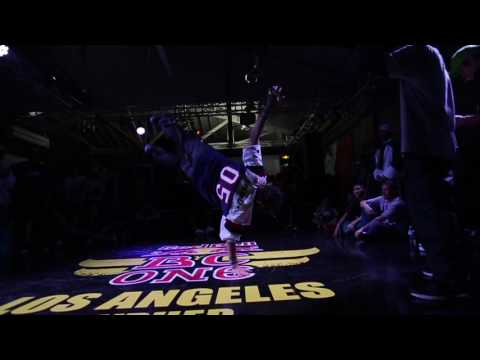 "|Prelim Showcase Pt. 1| ""BREAK ILL"" California Red Bull BC One LA Cypher 2017"