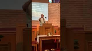Sunday Morning Sermon 8/2/20 - A Cheap Substitute to Deaden the Pain - Porter Riner