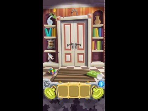 100 Doors Cartoon - открываем двери на Android (обзор / review)