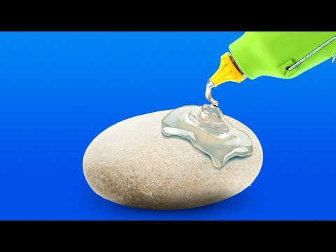 30 UNBELIEVABLE STONE HACKS AND DIYs