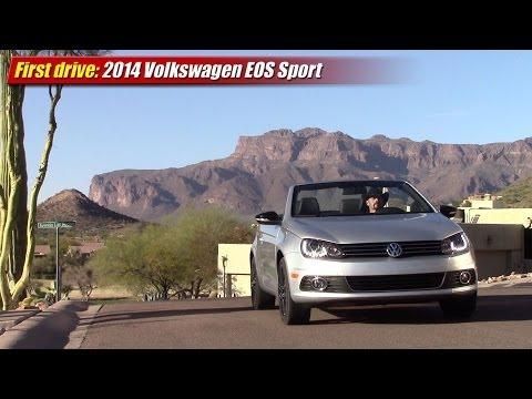 First drive: 2014 Volkswagen Eos Sport