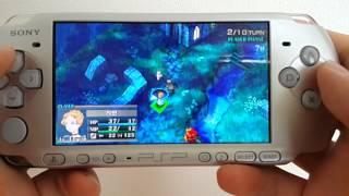 PSP게임 잔다르크 강력추천 게임 플레이영상 2#