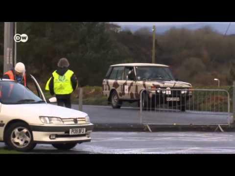 A la vista: Rally de invierno LeJog, Gran Bretaña | Al Volante