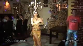 Танцевальное шоу г  Слуцк