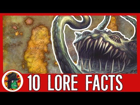 10 Interesting World of Warcraft Lore Facts #1