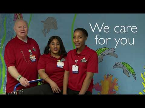We Care For You | Patient Escorts At Johns Hopkins Bayview Medical Center