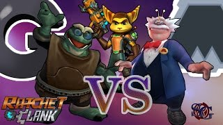 La Guerra entre Gadgetron y Megacorp || [TEORÍA] Ratchet & Clank
